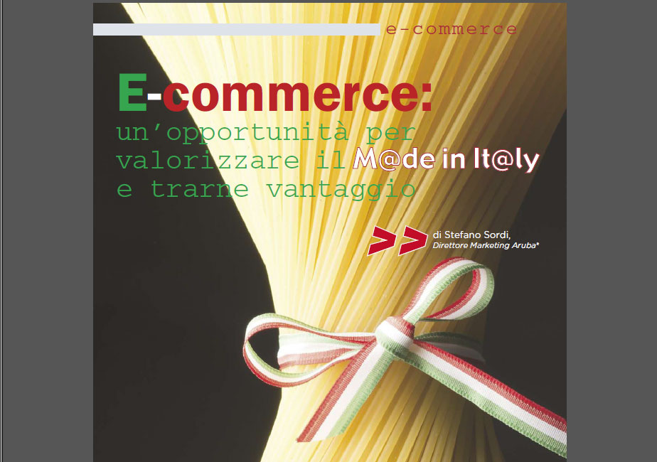 ecommerce e made in italy