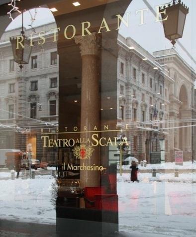 Teatro alla Scala il Marchesino