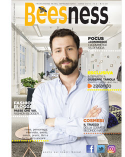 Editoriale Beesness n.3 / 2016 Zalando