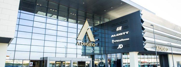 Inaugura a Verona il nuovo Adigeo, oltre 130 negozi di brand anche internazionali