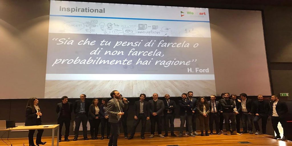 Start up a napoli 6 idee d 39 innovazione sociale per il for Idee start up usa