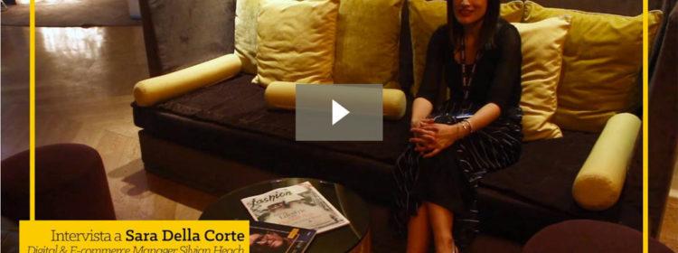 Sara Della Corte, digital & e-commerce manager di Silvian Heach