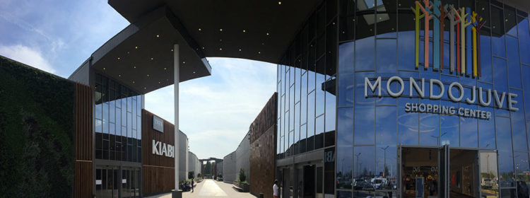 Apre MondoJuve, il parco commerciale più innovativo d'Europa