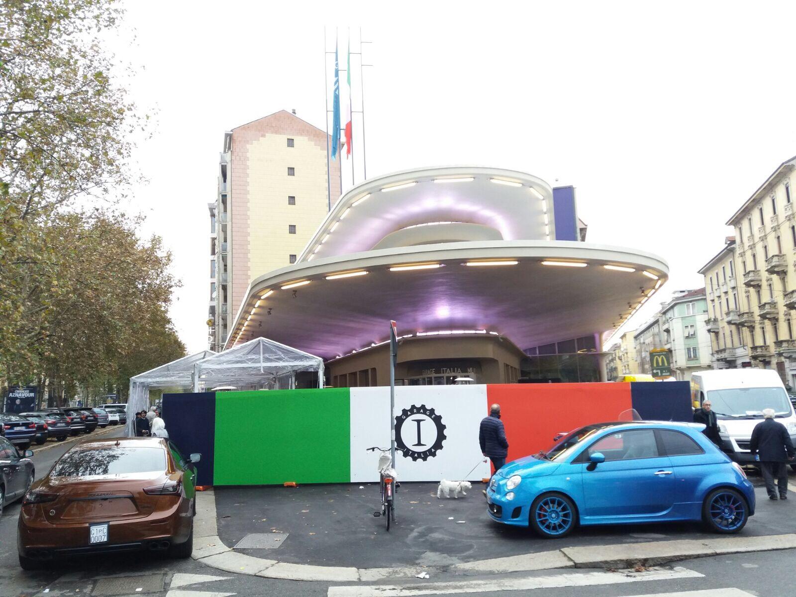 Lapo elkann racconta come nasce l 39 idea di garage italia - Garage italia ristorante ...