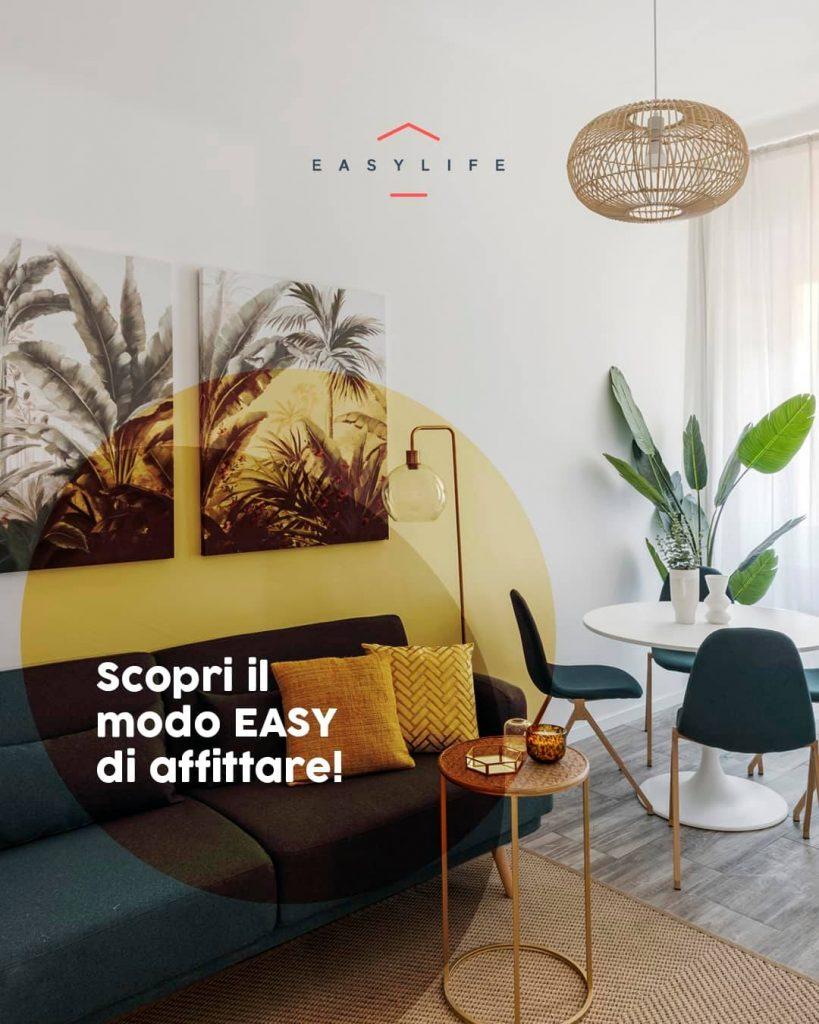 Con EasyLife vita facile per affitti breve e rendimenti immobiliari